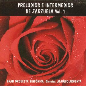 Ataúlfo Argenta|Gran Orquesta Sinfónica 歌手頭像