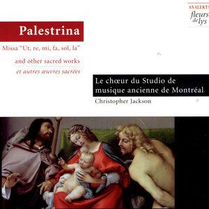 Le choeur du Studio de musique ancienne de Montreal (Palestrina) 歌手頭像