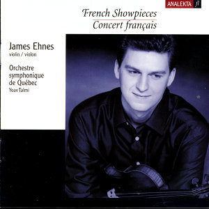 James Ehnes, Orchestre symphonique de Québec, Yoav Talmi 歌手頭像