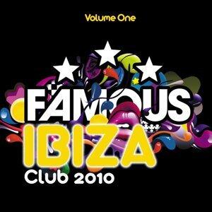Ibiza famous club 2010, vol. 1 歌手頭像