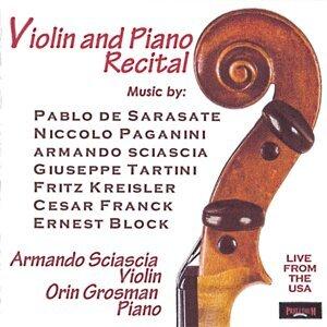 Armando Sciascia & Orin Grossman 歌手頭像