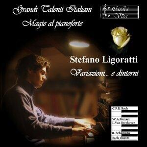 Stefano Ligoratti 歌手頭像