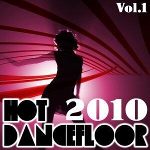 Hot dancefloor 2010, vol. 1 歌手頭像