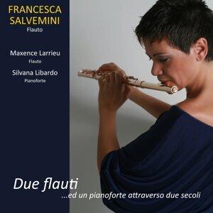 Francesca Salvemini, Maxence Larrieu, Silvana Libardo 歌手頭像