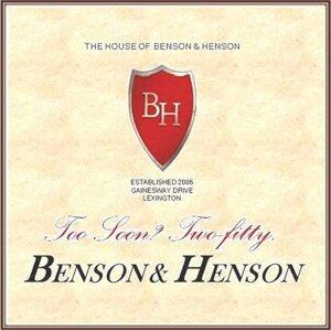 Benson & Henson 歌手頭像