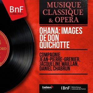 Compagnie Jean-Pierre-Grenier, Jacqueline Maillan, Daniel Chabrun 歌手頭像