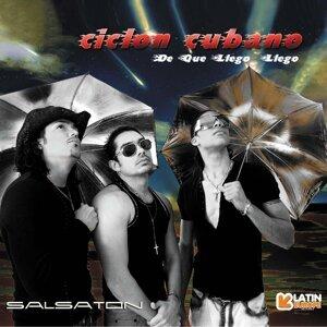 Ciclon Cubano アーティスト写真
