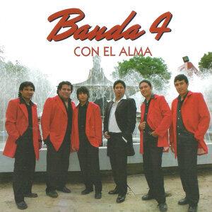 Banda 4 歌手頭像