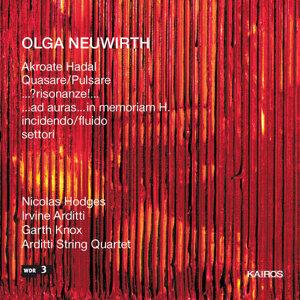 Olga Neuwirth 歌手頭像