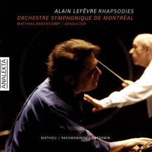 Alain Lefèvre, Orchestre Symphonique de Montréal, Matthias Bamert 歌手頭像