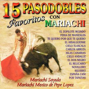 Mariachi Sayula | Mariachi Mexico De Pepe Lopez 歌手頭像