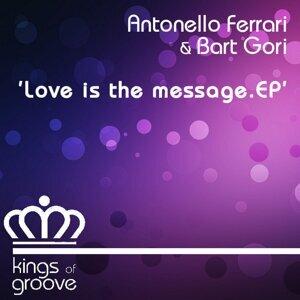 Antonello Ferrari, Bart Gori 歌手頭像