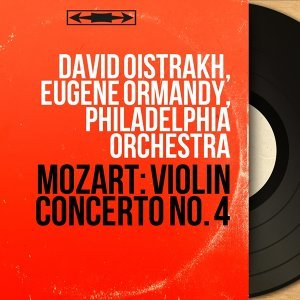 David Oistrakh, Eugene Ormandy, Philadelphia Orchestra 歌手頭像