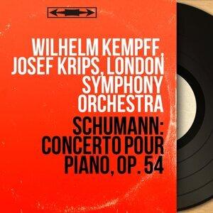 Wilhelm Kempff, Josef Krips, London Symphony Orchestra 歌手頭像