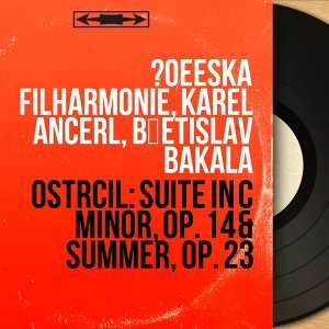 Česká filharmonie, Karel Ančerl, Břetislav Bakala 歌手頭像