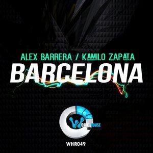 Alex Barrera, Kmilo Zapata 歌手頭像