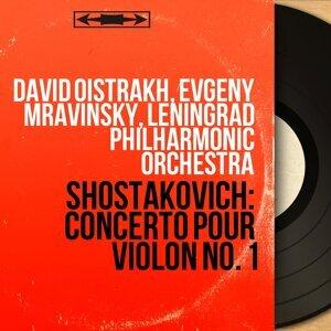David Oistrakh, Evgeny Mravinsky, Leningrad Philharmonic Orchestra 歌手頭像