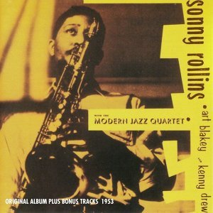 Sonny Rollins, The Modern Jazz Quartet 歌手頭像