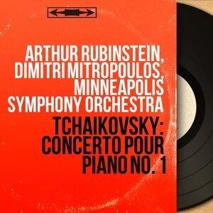 Arthur Rubinstein, Dimitri Mitropoulos, Minneapolis Symphony Orchestra 歌手頭像