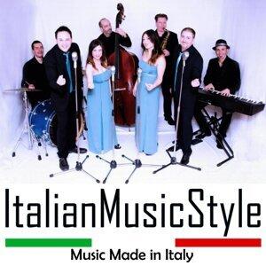 Italian Music Style 歌手頭像