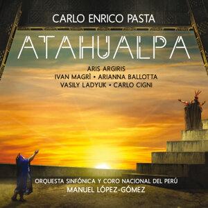 Orquesta Sinfónica Nacional del Perú,Manuel López-Gómez 歌手頭像