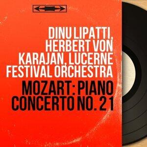 Dinu Lipatti, Herbert von Karajan, Lucerne Festival Orchestra 歌手頭像