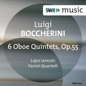 Quatuor Parisii 歌手頭像