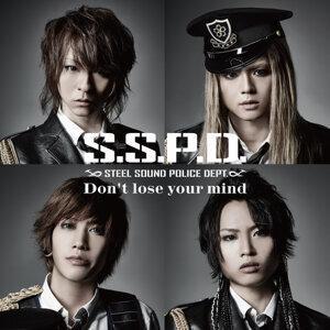 S.S.P.D. Steel Sound Police Dept. 歌手頭像