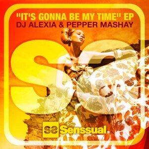 DJ Alexia, Pepper Mashay 歌手頭像