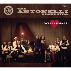 The Antonelli Orchestra アーティスト写真