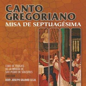 Coro de Monjes de la Abadía San Pedro de Solesmes 歌手頭像