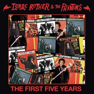 Isaac Rother & The Phantoms 歌手頭像