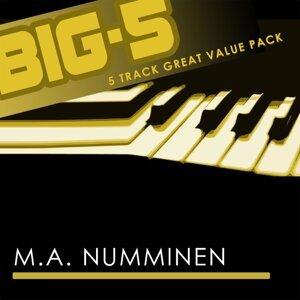 M.A. Numminen 歌手頭像