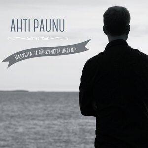 Ahti Paunu 歌手頭像