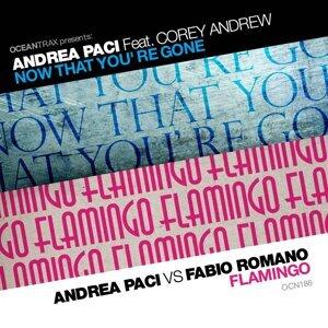 Andrea Paci, Corey Andrew, Fabio Romano 歌手頭像