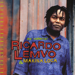 Ricardo Lemvo 歌手頭像