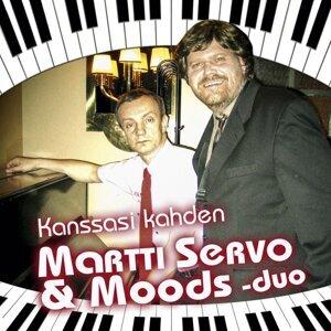 Martti Servo & Moods-duo 歌手頭像