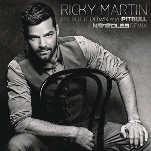 Ricky Martin feat. Pitbull (瑞奇馬汀)