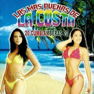Las Mas Buenas De La Costa (20 Cumbiamberas) 歌手頭像