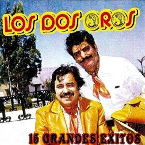 """Los Dos Oros """"15 Grandes Exitos"""" 歌手頭像"""