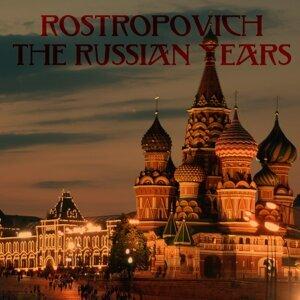 Mstislav Rostopovich, Benjamin Britten, Kyril Kondrashin 歌手頭像