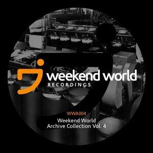 Weekend World, Sloshi, Kid Scientific 歌手頭像