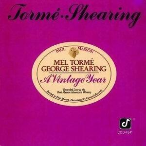 Mel Torme & George Shearing アーティスト写真