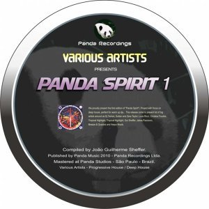 Panda Spirit, Vol. 1 歌手頭像