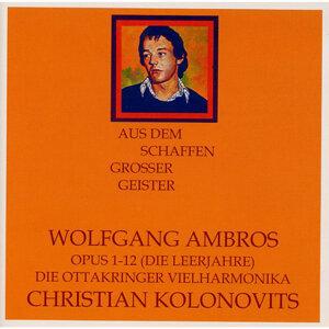 Wolfgang Ambros, Christian Kolonovits 歌手頭像