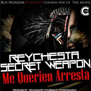 "Reychesta ""Secret Weapon"" 歌手頭像"