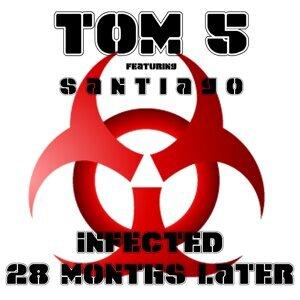 Tom 5 feat. Santiago アーティスト写真