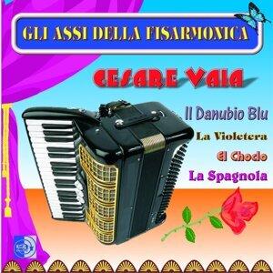 Gli Assi Della Fisarmonica, Cesare Vaia 歌手頭像