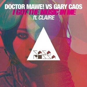 Gary Caos, Doctor Mawe! 歌手頭像