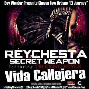 Reychesta Secret Weapon 歌手頭像